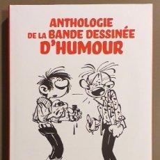 Cómics: ANTHOLOGIE DE LA BANDE DESSINÉE D'HUMOUR. VINCENT BERNIÈRE. HUGINN & MUNINN. 27 CM. NUEVO!!. Lote 191842581