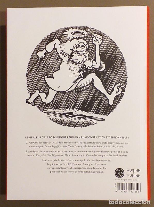 Cómics: Anthologie de la Bande Dessinée d'Humour. Vincent Bernière. Huginn & Muninn. 27 cm. Nuevo!! - Foto 2 - 191842581