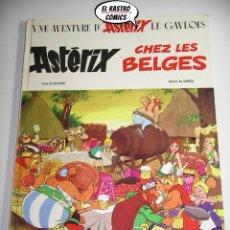 Cómics: ASTERIX CHEZ LES BELGES, ED. DARGAUD, AÑO 1980, EN FRANCÉS. Lote 241446450