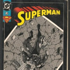 Cómics: SUPERMAN. Nº 1. UN MONDO SENZA SUPERMAN. DC / EN ITALIANO (ST/MG1). Lote 194230917