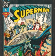 Cómics: SUPERMAN. Nº 2. DC / EN ITALIANO (ST/MG1). Lote 194231073