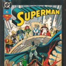 Cómics: SUPERMAN. Nº 2. DC / EN ITALIANO (ST/MG1). Lote 194231073