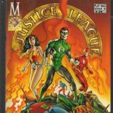 Cómics: JUSTICE LEAGUE. Nº 34. PLAY MAG. / EN ITALIANO (ST/MG1). . Lote 194232075
