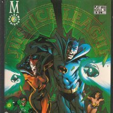 Cómics: JUSTICE LEAGUE. Nº 35. PLAY MAG. / EN ITALIANO (ST/MG1). . Lote 194232340