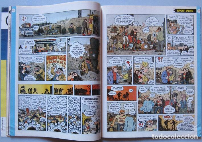 Cómics: Zoulou nº 1. Ceesepe, Margerin, Jano, Denis Sire, Charles Burns, Martí, Nazario… Francia 1984 - Foto 2 - 194276178