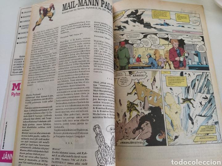 Cómics: RYHMÄ-X Nº 3 (versión finlandesa de X-MEN) - SEMIC - Foto 3 - 194292886