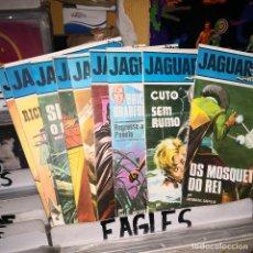 Cómics: LOTE COLECÇAO JAGUAR VOL.2,Y DE 5 AL 12,MUY BUEN ESTADO,PORTUGUES. Lote 194493717