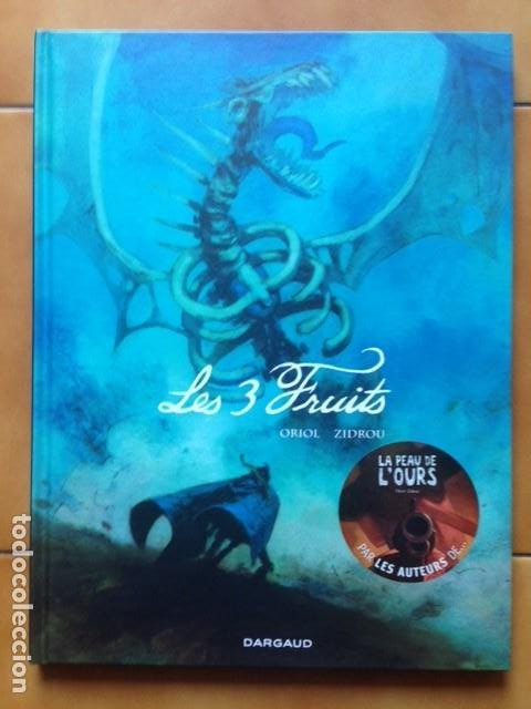Cómics: BD LES 3 FRUITS / ZIDROU ET ORIOL - DARGAUD ( EN FRANCES ) - Foto 1 - 194513986