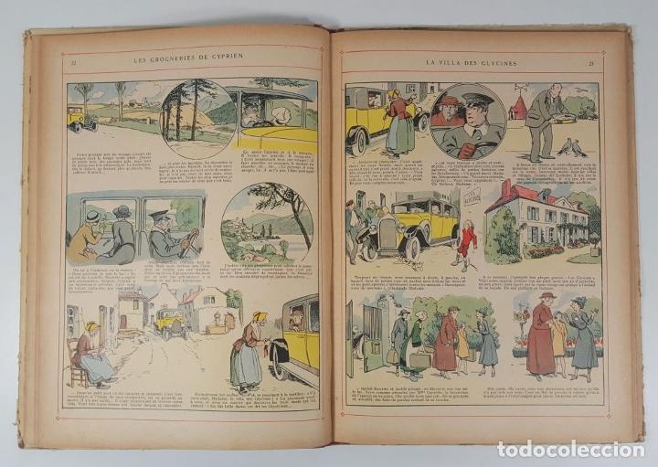 Cómics: BECASSINE. PREND DES PENSIONNAIRES. EDIT GAUTIER LANGUEREAU. PARIS. 1934. - Foto 11 - 151990282