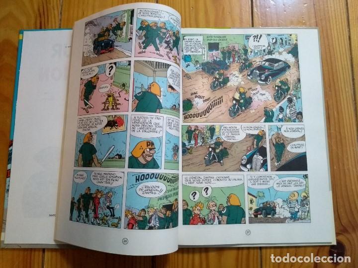 Cómics: Les Aventures de Spirou et Fantasio 7: Le Dictateur et le Champignon - 1977 - Muuuuy buen estado - Foto 6 - 194603183