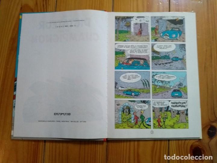 Cómics: Les Aventures de Spirou et Fantasio 7: Le Dictateur et le Champignon - 1977 - Muuuuy buen estado - Foto 7 - 194603183
