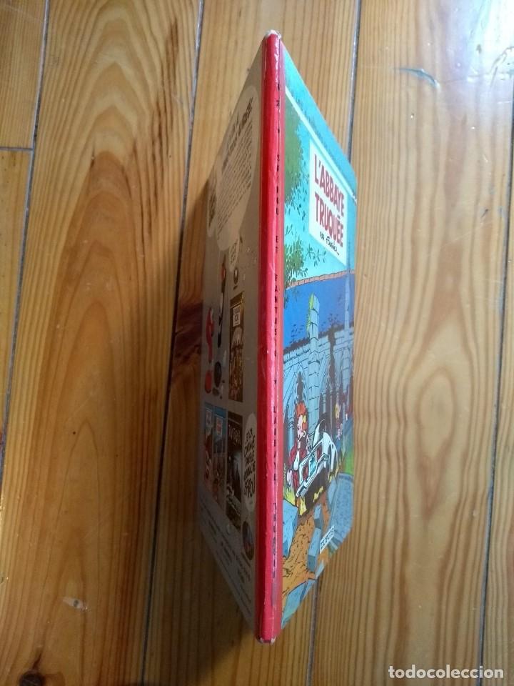 Cómics: Les Aventures de Spirou et Fantasio 22: LAbbaye Truquée - 1974 - Foto 2 - 194603890