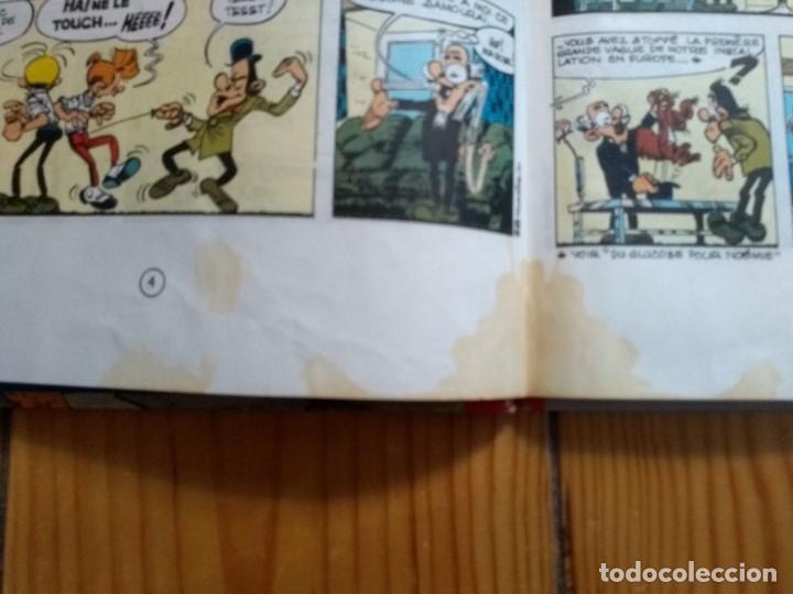 Cómics: Les Aventures de Spirou et Fantasio 22: LAbbaye Truquée - 1974 - Foto 10 - 194603890