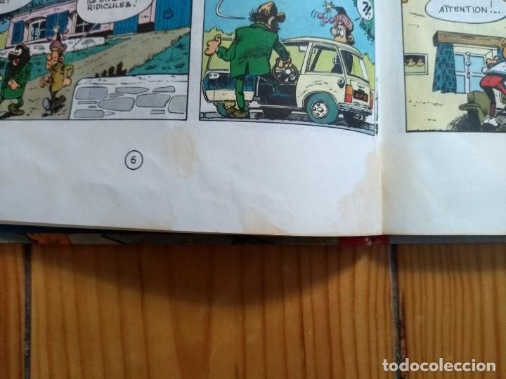 Cómics: Les Aventures de Spirou et Fantasio 22: LAbbaye Truquée - 1974 - Foto 11 - 194603890
