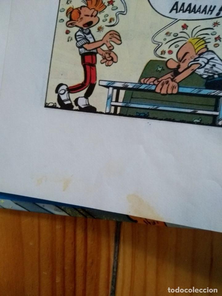 Cómics: Les Aventures de Spirou et Fantasio 22: LAbbaye Truquée - 1974 - Foto 12 - 194603890