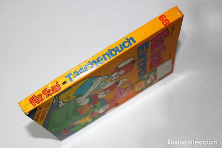 Cómics: CÓMIC en Alemán - FIX UND FOXI Extra núm. 68 - 1981 - Taschenbuch - Foto 2 - 194708142