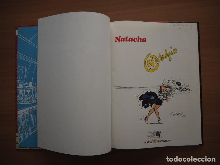 Cómics: NATACHA. NOSTALGIA. SPECIAL 2OE ANNIVERSAIRE - FRANÇOIS WALTHÉRY - EN FRANCÉS - Foto 6 - 194736140