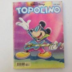 Cómics: WALT DISNEY * TOPOLINO * AÑO 1997 , Nº 2177 - EN ITALIANO -. Lote 194866128