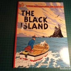 Cómics: TINTIN. THE BLCK ISLAND. EGMONT. (M-1). Lote 194939582