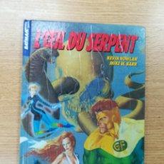 Cómics: BATMAN L'OEIL DU SERPENT (GLENAT). Lote 194961537