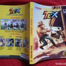 Cómics: TEX COLOR 14 - ITALIANO . Lote 195028975