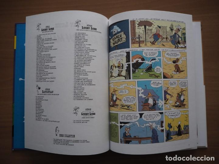 Cómics: LUCKY LUKE. LE RANCH MAUDIT - MORRIS - EN FRANCÉS - Foto 7 - 195054277
