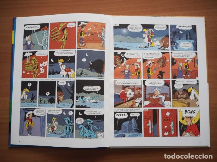 Cómics: LUCKY LUKE. LE RANCH MAUDIT - MORRIS - EN FRANCÉS - Foto 8 - 195054277