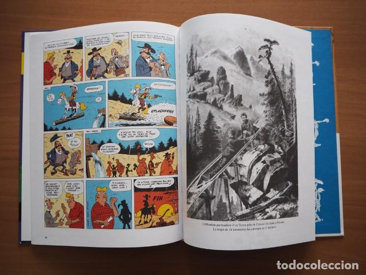 Cómics: LUCKY LUKE. LE RANCH MAUDIT - MORRIS - EN FRANCÉS - Foto 9 - 195054277
