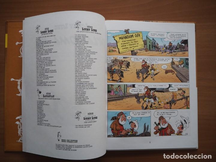 Cómics: LUCKY LUKE. OKLAHOMA JIM - MORRIS - EN FRANCÉS - Foto 4 - 195054715