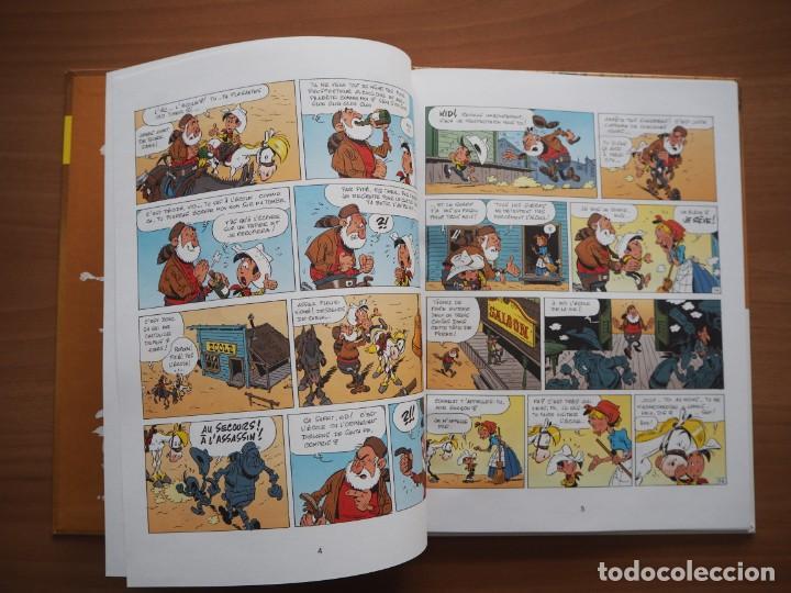 Cómics: LUCKY LUKE. OKLAHOMA JIM - MORRIS - EN FRANCÉS - Foto 5 - 195054715
