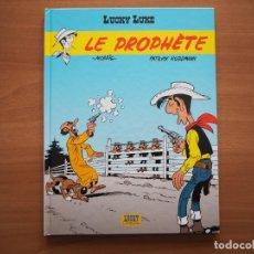 Cómics: LUCKY LUKE. LE PROPHÈTE - MORRIS - EN FRANCÉS. Lote 195054883