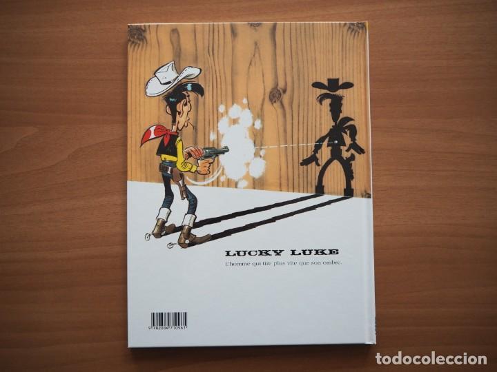 Cómics: LUCKY LUKE. LARTISTE PEINTRE - MORRIS - EN FRANCÉS - Foto 2 - 195054956