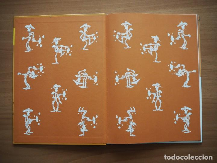 Cómics: LUCKY LUKE. LARTISTE PEINTRE - MORRIS - EN FRANCÉS - Foto 5 - 195054956