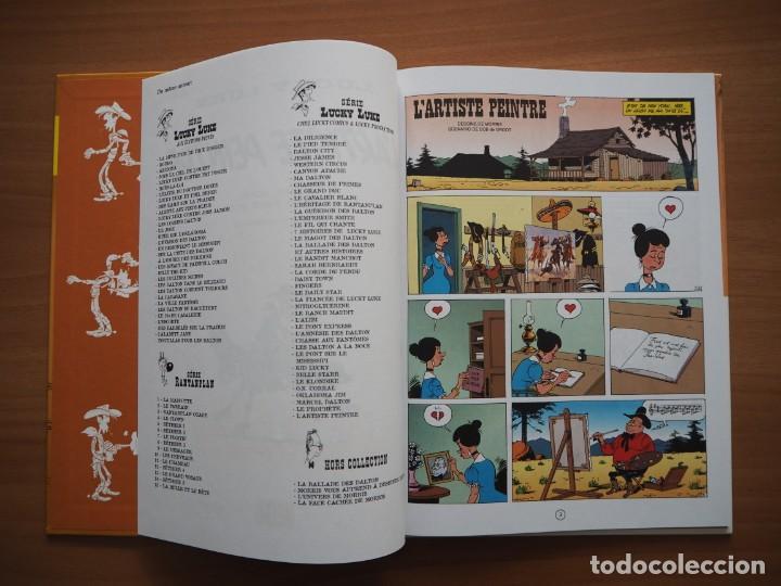 Cómics: LUCKY LUKE. LARTISTE PEINTRE - MORRIS - EN FRANCÉS - Foto 7 - 195054956