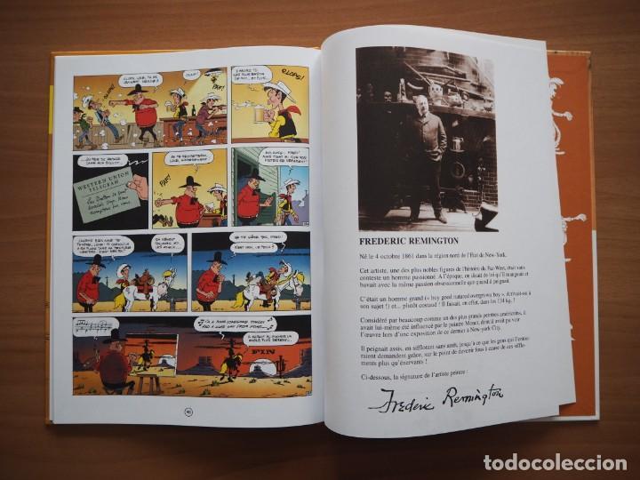 Cómics: LUCKY LUKE. LARTISTE PEINTRE - MORRIS - EN FRANCÉS - Foto 9 - 195054956