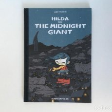 Cómics: HILDA AND THE MINDNIGHT GIANT DE LUKE PEARSON. NOBROW PRESS.. Lote 195130267