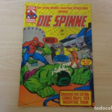 Cómics: MARVEL COMICS DIE SPINNE - SPÌDERMAN - EDITA CONDOR - EN ALEMÁN - AÑOS 70. Lote 195132808