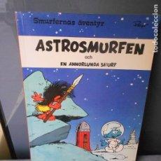 Cómics: ASTROMORFEN. LOS PITUFOS. Lote 195216675