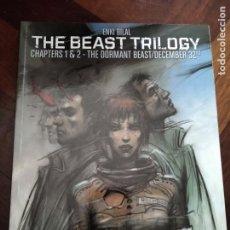 Cómics: DC HUMANOIDS. THE BEAST TRILOGY TPB. ENKI BILAL. Lote 195226018