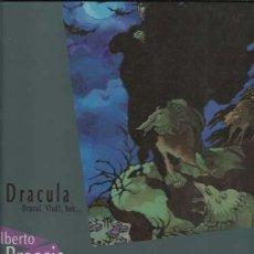 Cómics: DRACULA, DRACUL, VLAD?, BAH...1997, ALBERTO BRECCIA, HUMANOIDES ASSOCIES, BUEN ESTADO. Lote 195322681