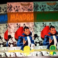 Cómics: MANDRAKE L'AGE D'OR (ED. DES REMPARTS) 499 PGS DOMINICALES A GRAN TAMAÑO. EN FRANCÉS. 1935-1944.. Lote 195377266
