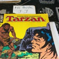 Cómics: CÓMIC FRANCÉS FRANCIA TARZAN GEANT 41 AÑO 1979 VER FOTOS ESTADO LOMO ALGUNA ARRUGA INEDITO EN TC. Lote 195530707