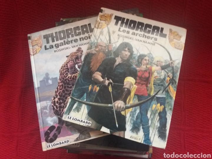 COMICS THORGAL EDITORIAL LE LOMBARD (Tebeos y Comics - Comics Lengua Extranjera - Comics Europeos)