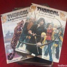 Cómics: COMICS THORGAL EDITORIAL LE LOMBARD. Lote 195508211
