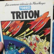 Cómics: LES AVENTURS SIDERALES DE ROCO VARGAS. TRITON. Lote 196052848