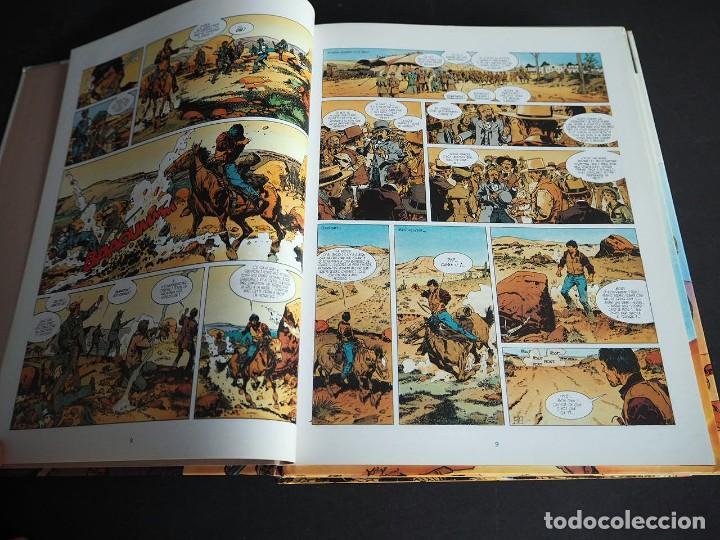 Cómics: LES GRINGOS. LOTE CON LOS 6 TOMOS. Víctor de la Fuente y Jean - Michel Charlier. Alpen publishers - Foto 3 - 196150497