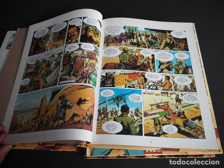 Cómics: LES GRINGOS. LOTE CON LOS 6 TOMOS. Víctor de la Fuente y Jean - Michel Charlier. Alpen publishers - Foto 5 - 196150497