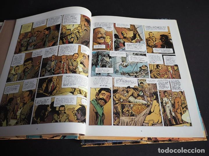 Cómics: LES GRINGOS. LOTE CON LOS 6 TOMOS. Víctor de la Fuente y Jean - Michel Charlier. Alpen publishers - Foto 7 - 196150497