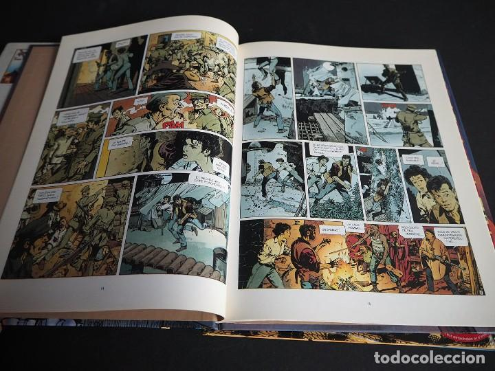 Cómics: LES GRINGOS. LOTE CON LOS 6 TOMOS. Víctor de la Fuente y Jean - Michel Charlier. Alpen publishers - Foto 9 - 196150497