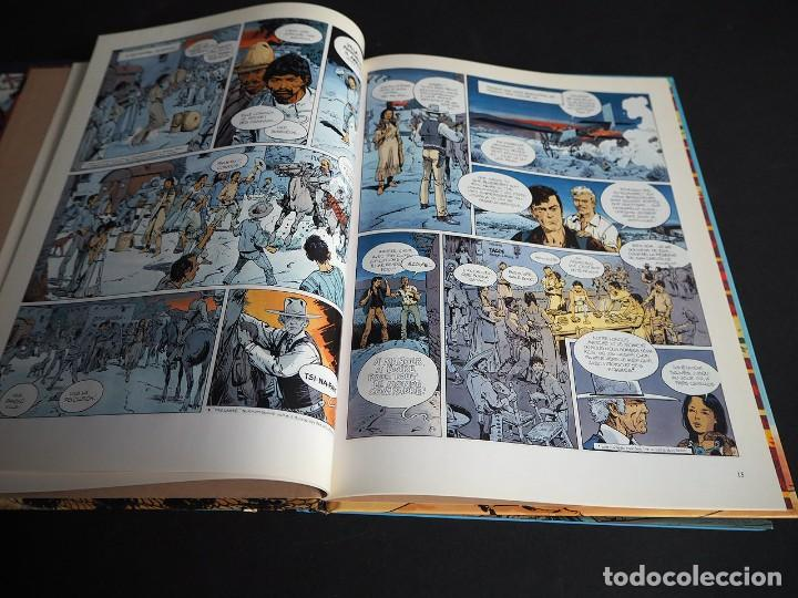 Cómics: LES GRINGOS. LOTE CON LOS 6 TOMOS. Víctor de la Fuente y Jean - Michel Charlier. Alpen publishers - Foto 11 - 196150497